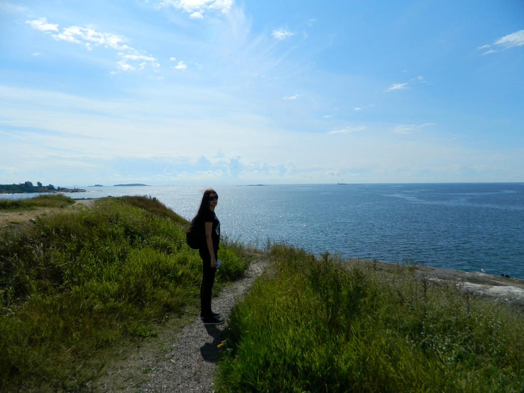 Suomenlinna island by Georgya10