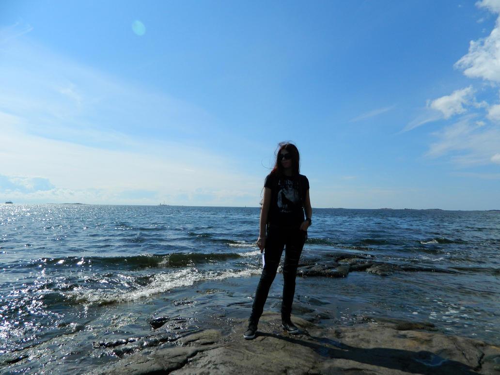 Suomenlinna island II by Georgya10