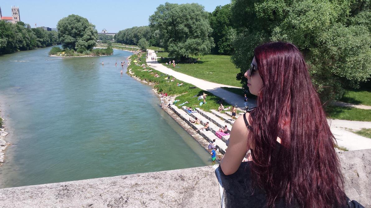 Summertime in Munich by Georgya10