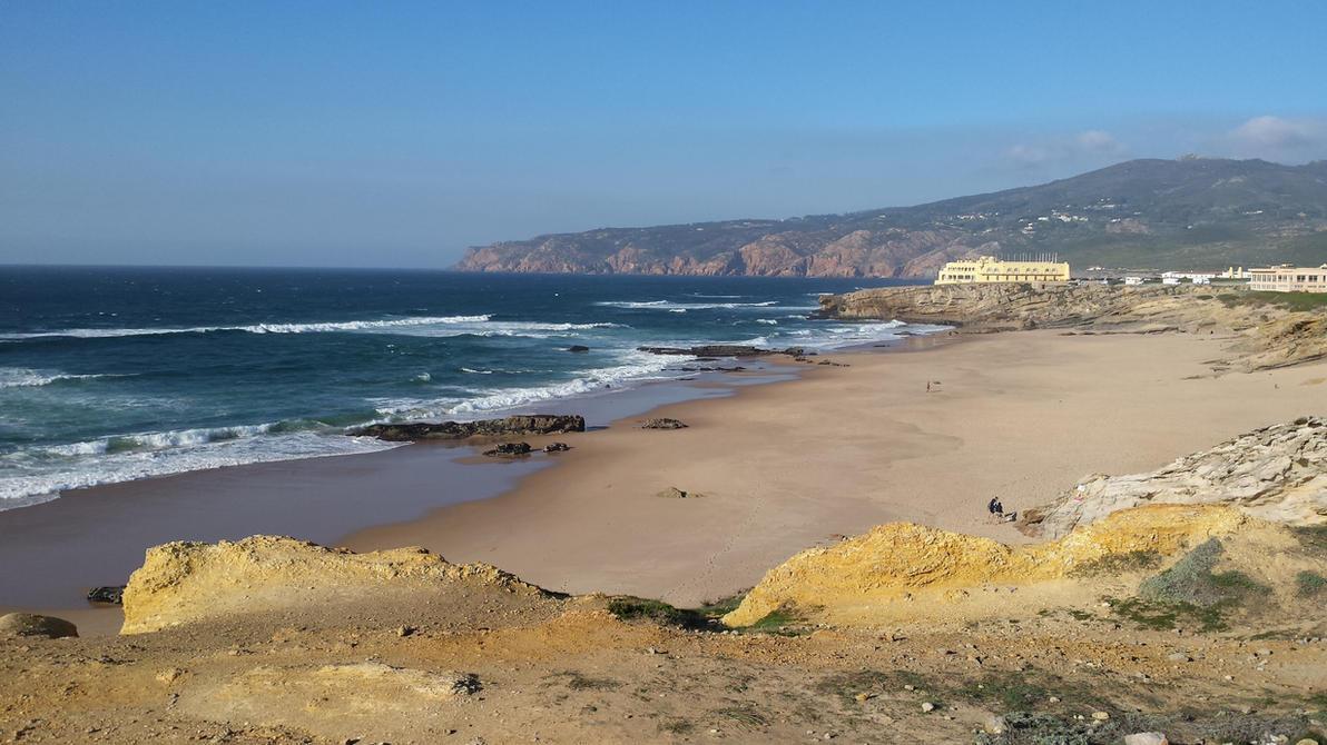 Praia do Guincho by Georgya10