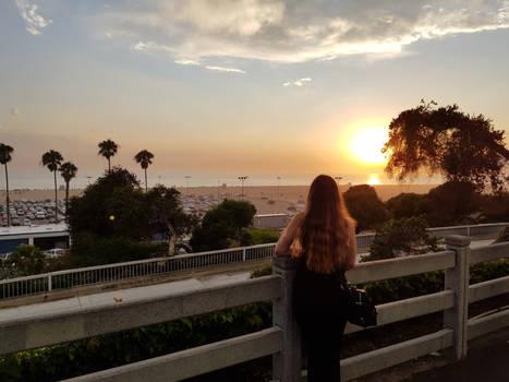 Goodbye to my Santa Monica dream