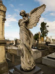 Cemetery angel 2