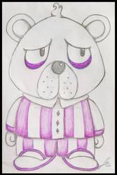 The Bear in Striped Pyjamas