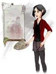 Jane by monarcat