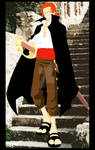 One Piece: Shanks -finished-
