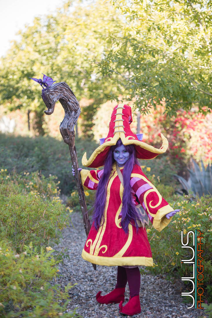 Lulu League of Legends by MaiseDesigns