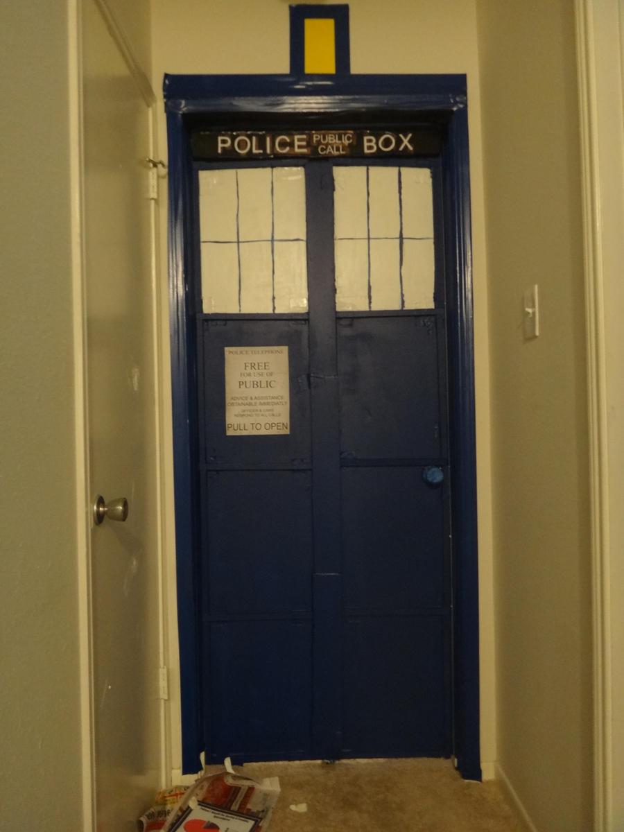 TARDIS Bedroom Door by ZenatheZee TARDIS Bedroom Door by ZenatheZee. TARDIS Bedroom Door by ZenatheZee on DeviantArt