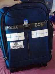 TARDIS Suitcase by ZenatheZee
