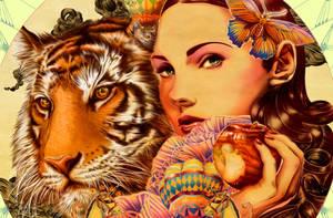 Tiger Translate 2010-2 by Dieeis