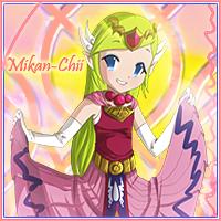 Zelda/Mikan-Chi's Avatar by Kurigohan-Soreir
