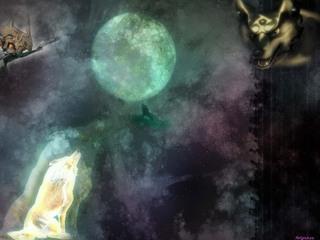 Wolf Link by Kurigohan-Soreir