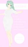 Tda GOODBYE Miku Hatsune ~download