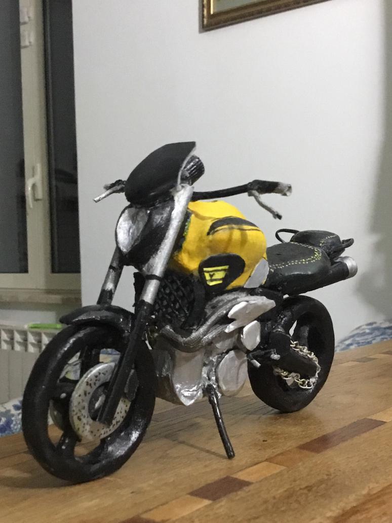 My Mt-03  by GiuseppeIlSanto