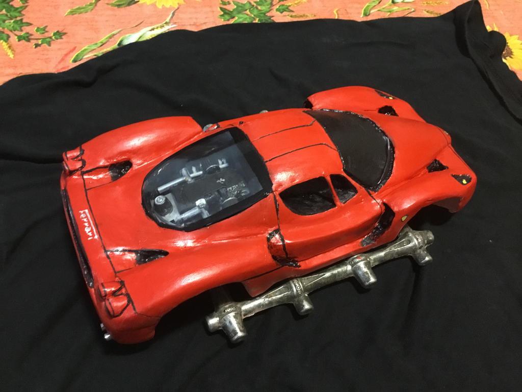 Ferrari Enzo  by GiuseppeIlSanto