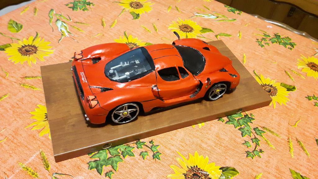My Ferrari  by GiuseppeIlSanto