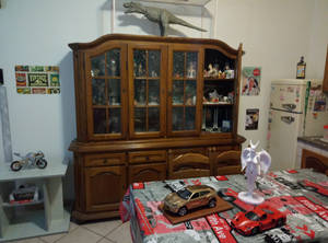 My room with my works