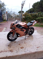 Yamaha R1 Repainted by Me