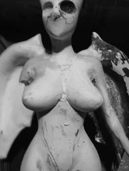 My Devil Sculpture