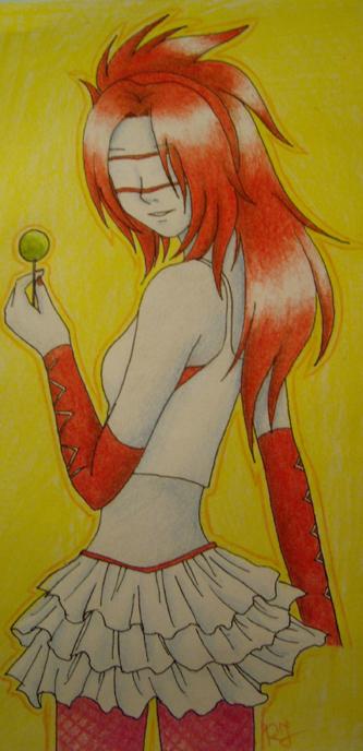 Lollipop Lollipop by rukachan99
