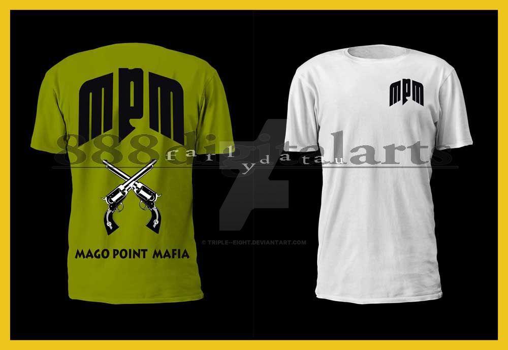 Mago Point Mafia Ul by triple--eight
