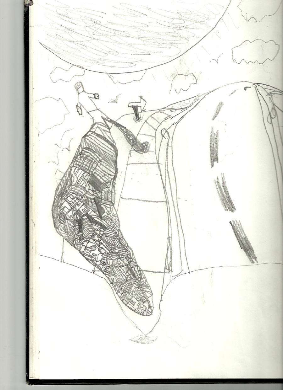 Some old drawings Shoe_thing_by_samblye1