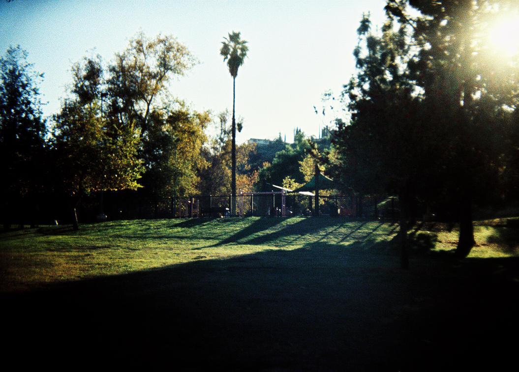 Serrania Park by Sajextryus