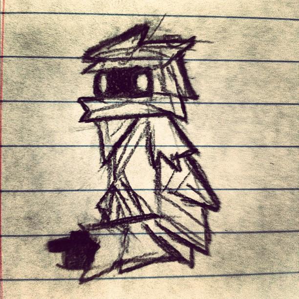 Another Ecs Sketch by Sajextryus