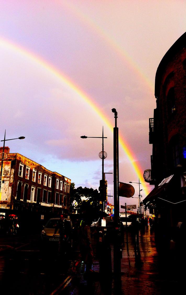 Camden in Colour by GuitaristBeth