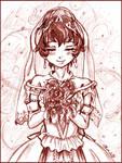 PT - Rue - Blushing Bride by amako-chan