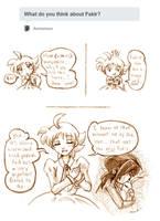 Ask Ahiru - Question 2 by amako-chan