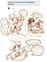 Ask Ahiru - Question 6 by amako-chan
