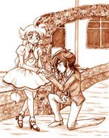 Fakiru - On One Knee by amako-chan