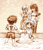 Fakiru Week 2012 - Playtime by amako-chan