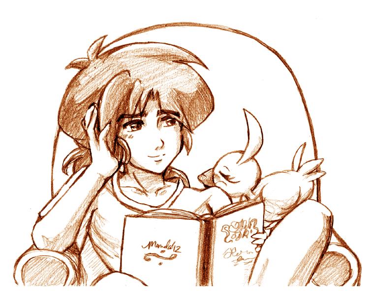 Fakiru - Bedtime Story by amako-chan