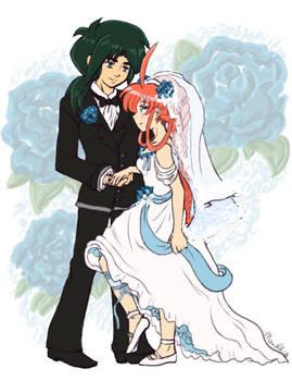 Princess Tutu - Fakiru - Wedding