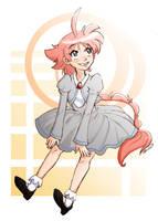 Princess Tutu - Ahiru - Duckin' Around by amako-chan