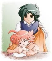 Fakiru Week 2013 - Cloth's Embrace by amako-chan