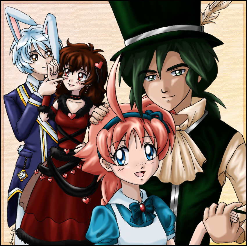 PTutu - Wonderland Remix by amako-chan