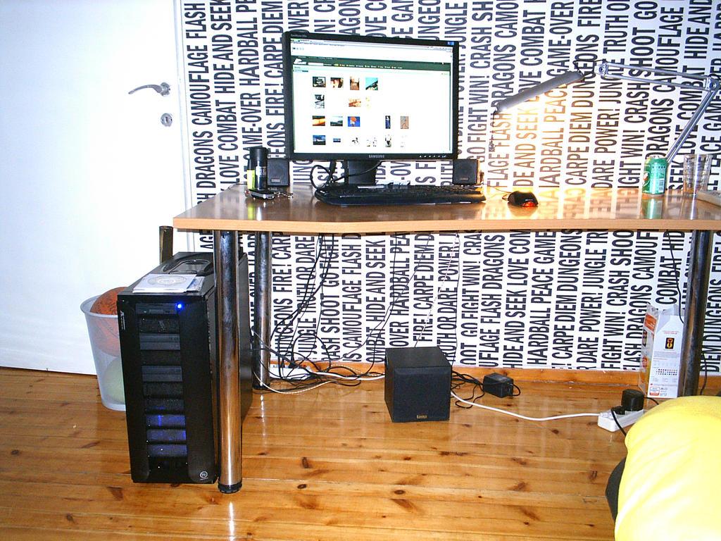 My Own PC by drakoumelitos