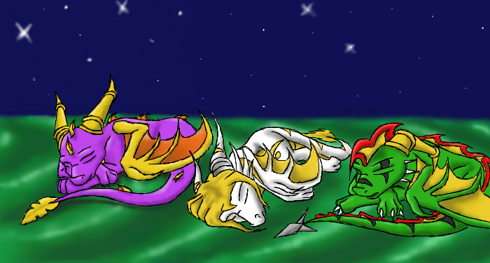 Sleepy Night by AshuraDemon