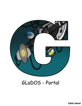 Video Game Alphabet - G