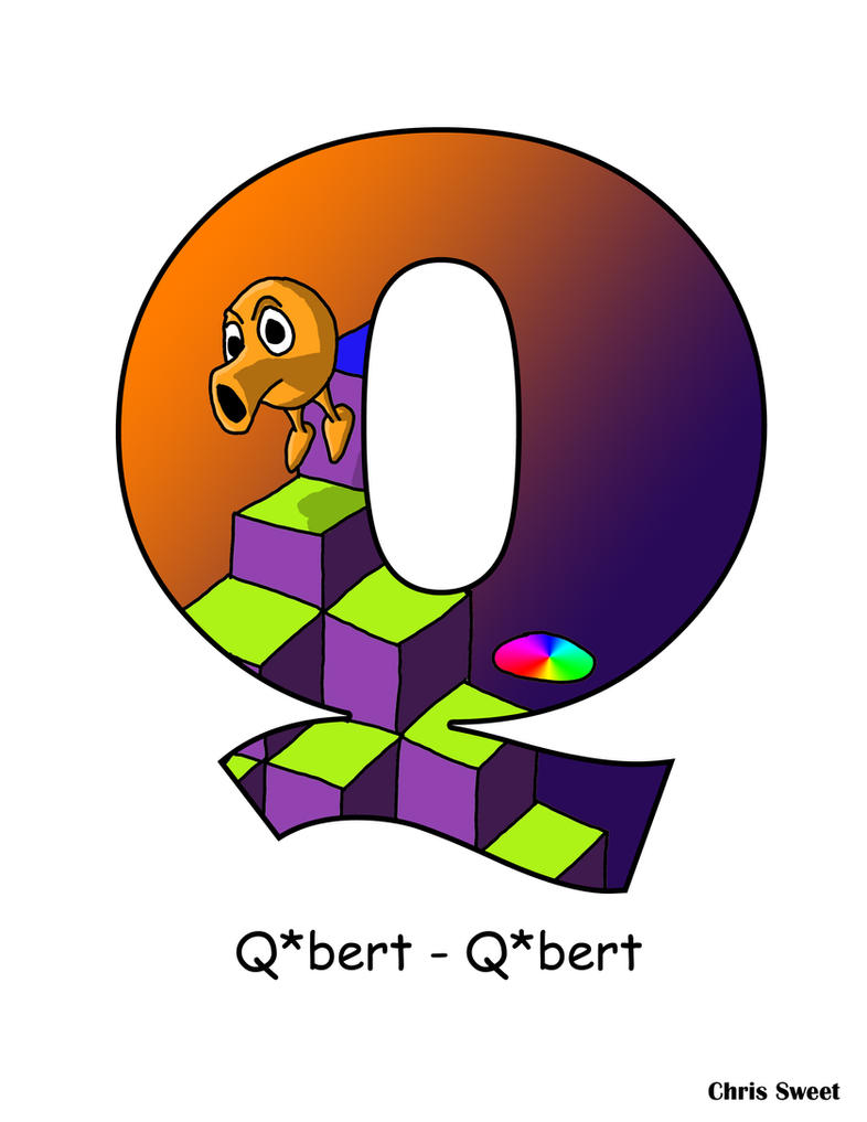 Video game alphabet q by pattythedog615 on deviantart video game alphabet q by pattythedog615 buycottarizona Image collections