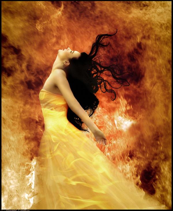 Fire Spirit by Filmchild