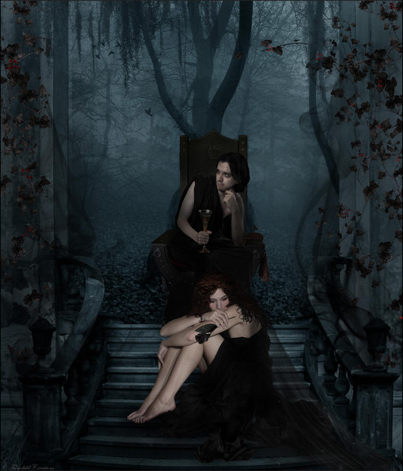 Hades and Persephone by Filmchild on DeviantArt