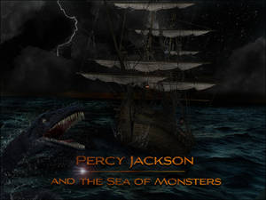 Sea of Monsters Poster