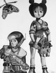 Jet Force Gemini: Juno, Vela, Floyd