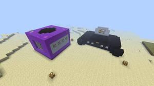 Minecraft Gamecube and Nintendo 64