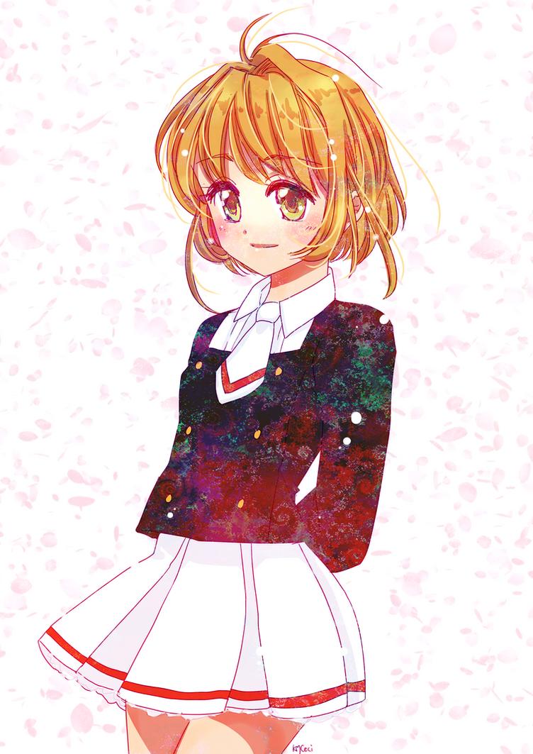 Sakura by KMCeci