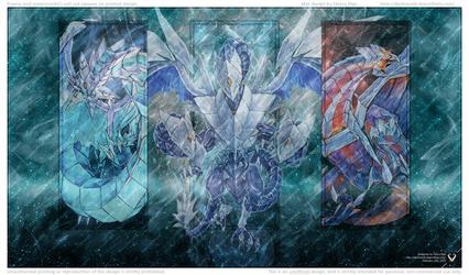 Dragons of the Ice Boundary by DarkRevolt