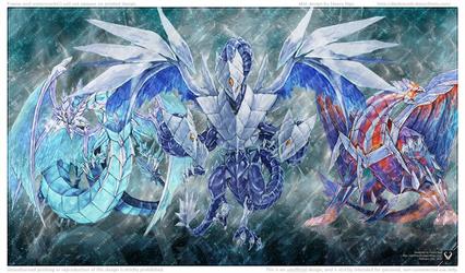 Dragons of the Ice Boundary v2 by DarkRevolt